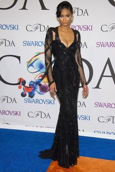 Chanel Iman | All The Looks From The CFDA Awards