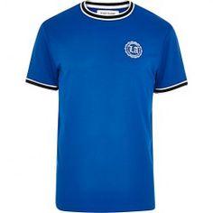 Camisa LA Azul