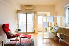 5 ideias de estantes para dividir ambientes #criatividade   #dicas #organizar #economizar #apartamento #prateleiras