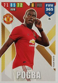 Fotbalové kartičky FIFA 365 XL 2018 Manchester City, Manchester United, Fifa, Liverpool, The Unit, Baseball Cards, Sports, Blue, Hs Sports