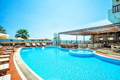 Possidi Paradise Hotel Possidi Possidi Paradise is a 4-star hotel with a wonderful beachfront location and excellent facilities on the Kassandra Peninsula of Chalkidiki.  Spend some relaxing time lazing around the pool or on the beach with a drink from the bar.