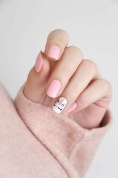 30 Ideas Stiletto Nails Designs Pink Glitter For 2020 Unicorn Nails Designs, Pink Nail Designs, Pretty Nail Designs, Milky Nails, Gel Nails French, Nail Design Video, Trendy Nail Art, Summer Acrylic Nails, Super Nails