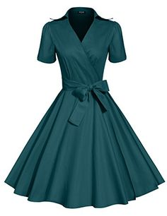ACEVOG Vintage 1950s Deep-V Neck Retro Cocktail Dresses A... http://www.amazon.com/dp/B019QH73HA/ref=cm_sw_r_pi_dp_srkmxb0TGW5WE
