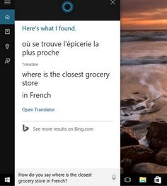 ONE: Cortana ya permite palabras, frases y oraciones en 40 idiomas, incluido el Klingon