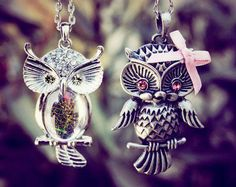I love owls (: