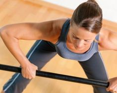 7 Weighted Bar Exercises for Overall Toning