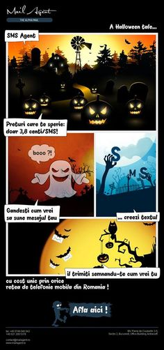 Halloween is a great time to tell a tale. A spooky tale about the prices of SMS campaigns.