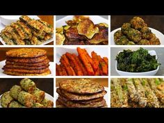 10 Easy Low-Carb Veggie Snacks Low carb food recipe video – The Most Practical and Easy Recipes Vegan Recipes Videos, Healthy Recipe Videos, Vegan Dinner Recipes, Vegan Recipes Easy, Vegetarian Meals, Low Carb Recipes, Yogurt Recipes, Snacks Recipes, Low Carb Veggie