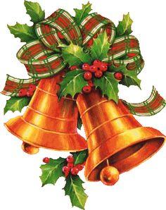 gifs imgenes de campanas de navidad ms