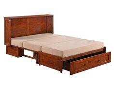 Unique Clover Murphy Cabinet Bed