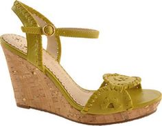 Special Offers Available Click Image Above: Jack Rogers Clare Wedge (women's) - Citron Thing 1, Jack Rogers Shoes, Marine Blue, Pretty Shoes, Buy Shoes, Shoe Brands, Clogs, Wedges, Pairs