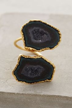 Druzy Wrap Ring - anthropologie.comStyle No. 35053545