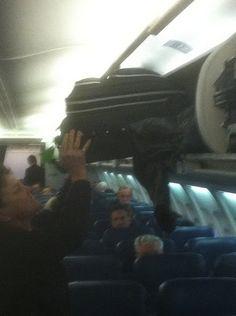 Luggage Fail.
