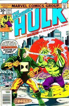 Incredible Hulk #204, Kronus