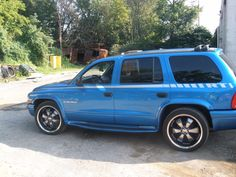 1998 dodge durango customized | 1998 Dodge Durango