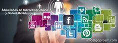 Soluciones en Marketing Online y Social Media