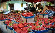 Strawberries #Provence @BillMagill