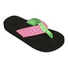 eee79d9b188442 Women s Tidewater Sandals Pink Buoy Flip Flop Pink  (US Women s (Regular))