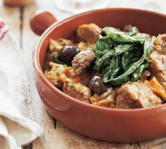 Annabel Langbein Slow-Baked Pork and Apricots Recipe