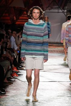 Missoni Men's collection summer 2015