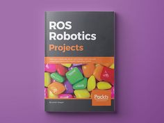 Featuring 5 beginner-friendly eBooks, the Complete Robotics eBook Bundle will have you programming and building your own robot creations. Robot Operating System, Create Your Own Robot, Autonomous Robots, Robot Programming, Mobile Robot, Robotics Projects, Line Tools, Robot Arm, Deep Learning