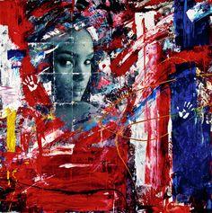 Love Faces by Maria Lankina