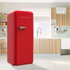 fridge, retro fridge, vintage fridge, retro kjøleskap, retro kylskåp, retro køleskab Retro, Canning, Home, Design, Modern, Ad Home, Homes, Retro Illustration