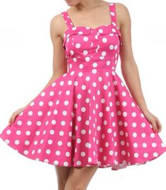 Minnie Mouse dress. Pinned by Cindy Vermeulen. Please check out my other 'sexy' boards.