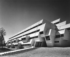 United Therapeutics announced in late 2012 they would save the building above as part of a new lab campusISAORA | Too Future for Future: The Architecture of Paul Rudolph
