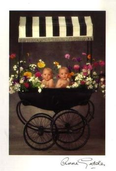 Anne Geddes in the spotlight, Pretty Baby Photos