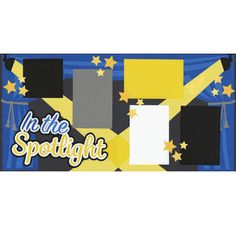 In The Spotlight Page Kit