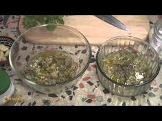 Aubergine dips by Frining chef Aviva