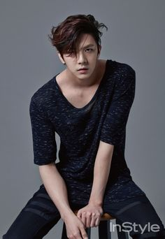 Cheon Dung - InStyle Magazine August Issue '15