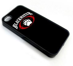 Blackwater USA - iPhone 4 Case, iPhone 4s