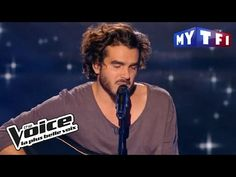 Alexandre Sookia - « One » (U2) - The Voice 2017 - Blind Audition - YouTube