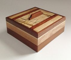Spalted Harvest box 129 tg2 by KevinWilliamson on Etsy, $75.00