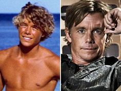 Christopher Atkins - Blue Lagoon fame