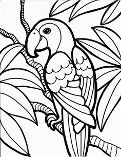 Simple Coloring Pages for toddlers - Simple Coloring Pages for toddlers , Coloring Free Printable Coloring Book Pages Sheets for Kids Jungle Coloring Pages, Easy Coloring Pages, Coloring Sheets For Kids, Animal Coloring Pages, Coloring Pages To Print, Free Printable Coloring Pages, Coloring Books, Kids Coloring, Coloring Pictures For Kids