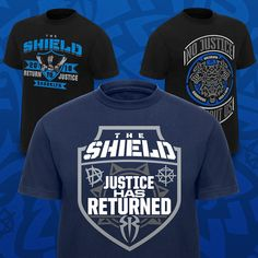 5bc8f5ab The Shield Wrestlemania 31, Seth Rollins, Roman Reigns, Wwe, Mens Tops,