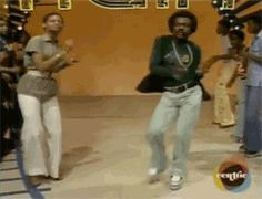 Doin' It Right, Soul Train Dance Gifs That Will Funk You Up