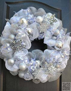 52 #Christmas Wreaths to Welcome Your Guests ...