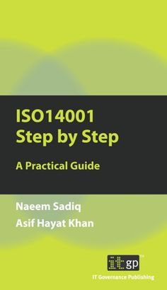 This pocket guide, intended to help you put in place an EMS, is specifically focused on ISO14001. It is designed to enable industry managers, who may be lacking in specialist knowledge, to achieve compliance with the Standard. A step-by-step approach makes the guide easy to follow.