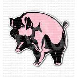 Pink Floyd Pig English Rock Band Sticker