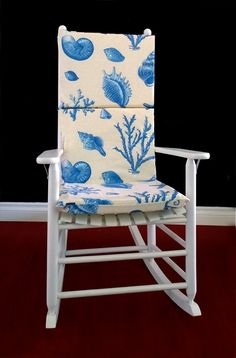 Rocking chair cushions chair cushions and rocking chairs on pinterest