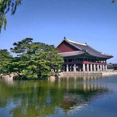 SOKOR '14: Beautiful. Gyeongbokgung Palace (Seoul, Korea)