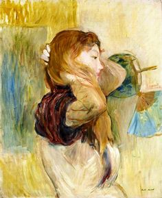 Berthe Morisot(FRA)       ベルト・モリゾ(仏)