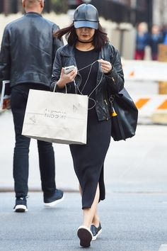 Vanessa Hudgens leaving American Two Shot in NYC -  March 23rd