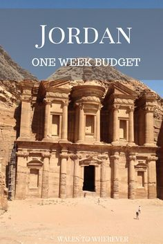 Jordan: 7-Day Budget - How much money would you expect to spend on a one week trip to Jordan? Not as much as you'd think! Even taking in some of the most beautiful sites on the planet such as Petra, one of the New Seven Wonders of the world, the Dead Sea and the Red Sea, Jordan can be surprisingly budget-friendly!