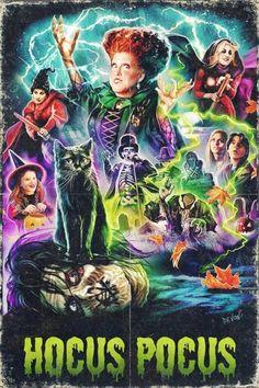Disney Halloween, Halloween Movies, Halloween Art, Halloween Snacks, Halloween Poster, Halloween Table, Halloween Signs, Halloween Stuff, Vintage Halloween