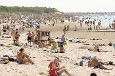 Lithuanian Heat Wave - Artėja karščio banga: savaitgalį oras įkais iki 31C. laipsnio / Gamta / lrytas.lt